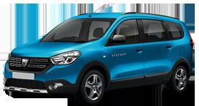 Dacia Lodgy - Grupo G