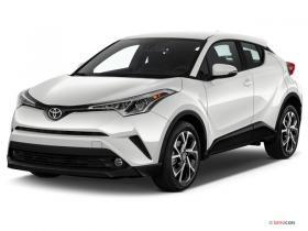 Toyota C-HR 1.8 VVT-I Hibrido (Automatico)