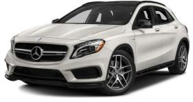Mercedes Benz GLA 350